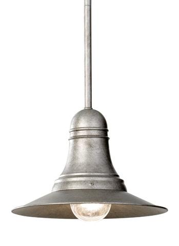 Feiss - One-Light Mini Pendant - P1237AP