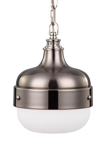 Feiss - One - Light Mini Pendant - P1282PN/BS