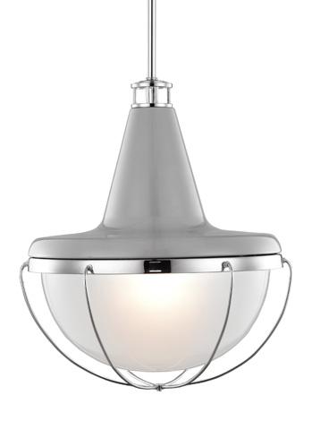 Feiss - One - Light Pendant - P1284HGG/PN