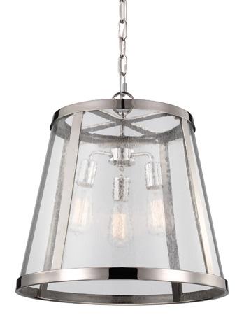 Feiss - Three - Light Pendant - P1288PN