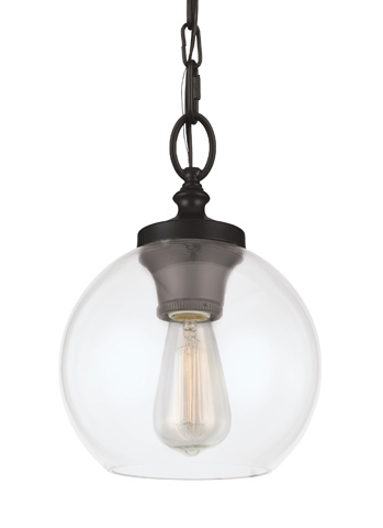 Image of One - Light Tabby Mini Pendant