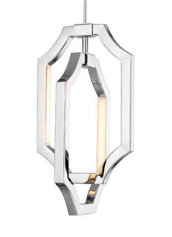 Feiss - Four - Light Mini Audrie Pendant - P1325PN