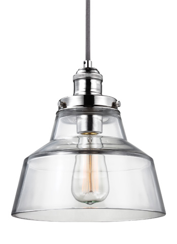 Feiss - One - Light Pendant - P1349PN