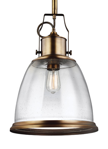 Feiss - One - Light Pendant - P1356AGB