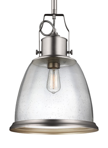 Feiss - One - Light Pendant - P1356SN