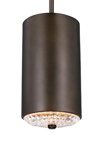 Feiss - One - Light Mini-Pendant - P1371DAGB