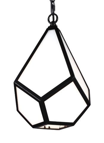 Feiss - One - Light Mini-Pendant - P1374BK