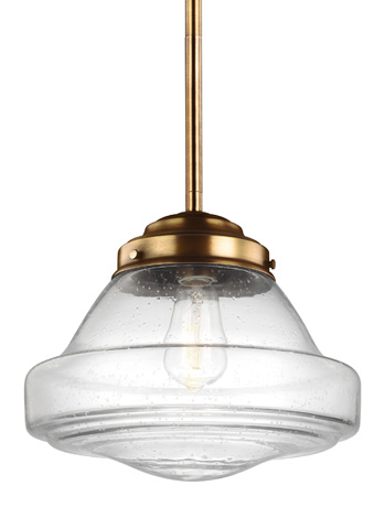 Feiss - One - Light Pendant - P1380AGB