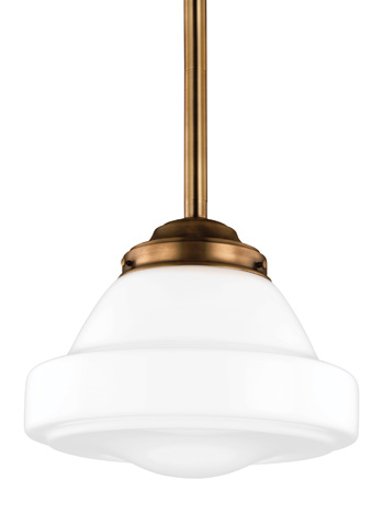 Feiss - One - Light Pendant - P1381AGB