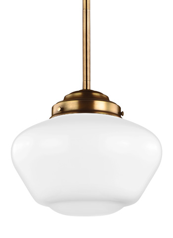 Feiss - One - Light Pendant - P1385AGB