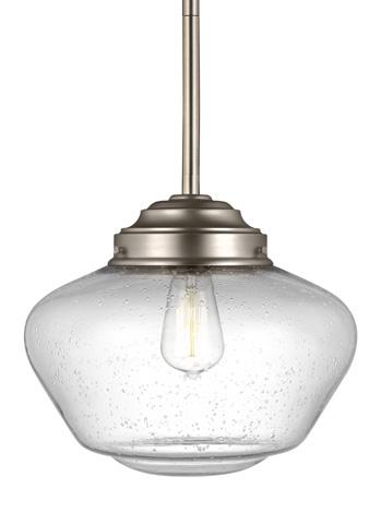 Feiss - One - Light Pendant - P1386SN