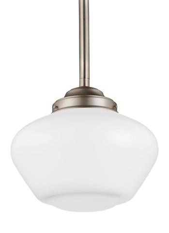 Feiss - One - Light Pendant - P1387SN