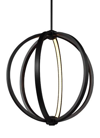 Feiss - Globe Pendant - P1392ORB