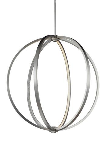 Feiss - Globe Pendant - P1393SN