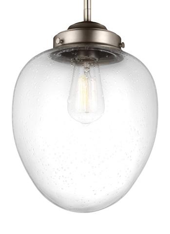 Feiss - One - Light Pendant - P1399SN
