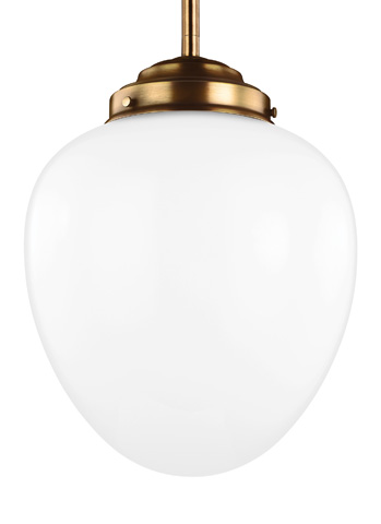 Feiss - One - Light Pendant - P1400AGB