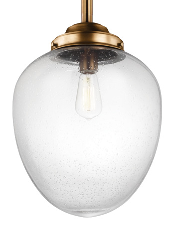Feiss - One - Light Pendant - P1403AGB