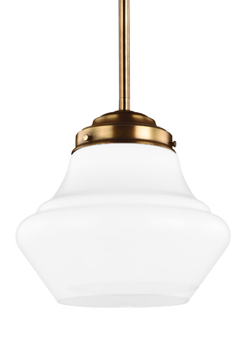 Feiss - One - Light Pendant - P1406AGB