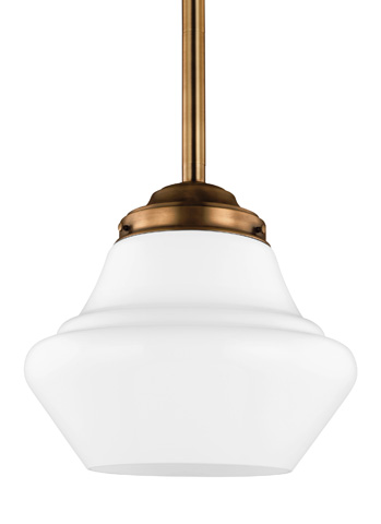 Feiss - One - Light Pendant - P1408AGB