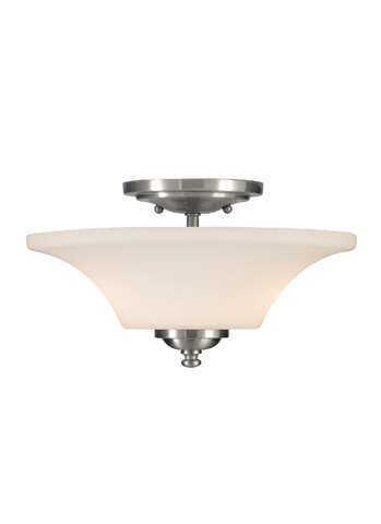 Feiss - Two - Light Indoor Semi-Flush Mount - SF240BS