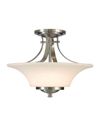 Feiss - Two - Light Indoor Semi-Flush Mount - SF241BS