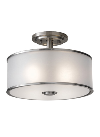 Feiss - Two - Light Indoor Semi-Flush Mount - SF251BS