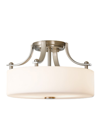 Feiss - Two - Light Indoor Semi-Flush Mount - SF259BS