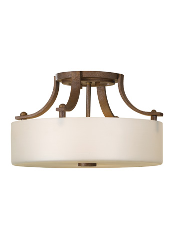 Feiss - Two - Light Indoor Semi-Flush Mount - SF259CB