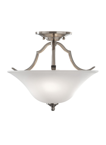 Feiss - Two - Light Indoor Semi-Flush Mount - SF294BS