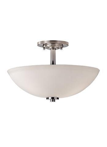 Feiss - Three - Light Indoor Semi-Flush Mount - SF308PN