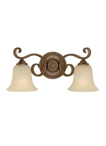 Feiss - Two - Light Vanity Fixture - VS10402-CB