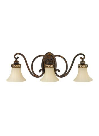 Feiss - Three - Light Vanity Fixture - VS11203-WAL