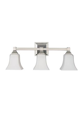 Feiss - Three - Light Vanity Fixture - VS12403-PN