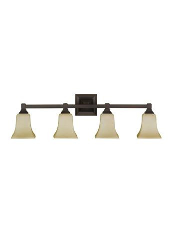 Feiss - Four - Light Vanity Fixture - VS12404-ORB