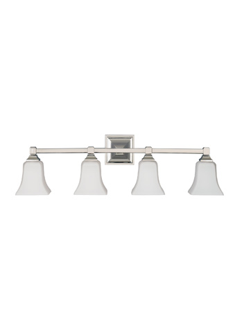 Feiss - Four - Light Vanity Fixture - VS12404-PN