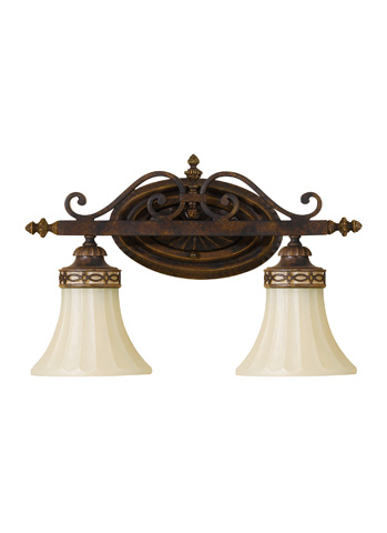 Feiss - Two - Light Vanity Fixture - VS12502-WAL