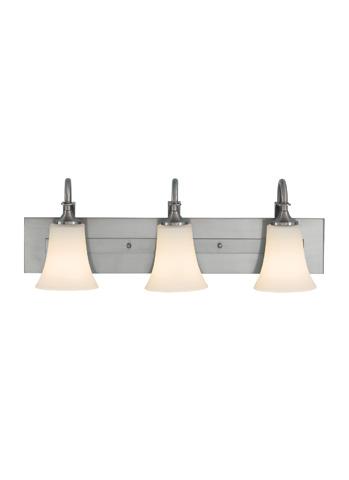 Feiss - Three - Light Vanity Fixture - VS12703-BS