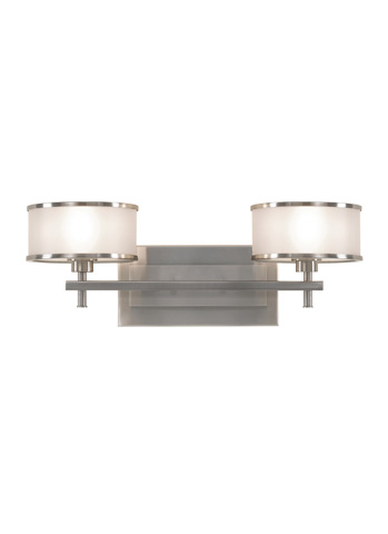 Feiss - Two - Light Vanity Fixture - VS13702-BS