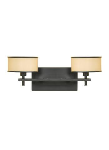 Feiss - Two - Light Vanity Fixture - VS13702-DBZ