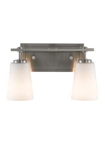Feiss - Two - Light Vanity Fixture - VS14902-BS