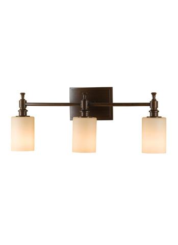 Feiss - Three - Light Vanity Fixture - VS16103-HTBZ