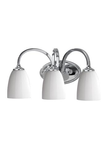 Feiss - Three - Light Vanity Fixture - VS17403-CH