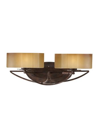 Feiss - Two - Light Vanity Fixture - VS17802-MBZ