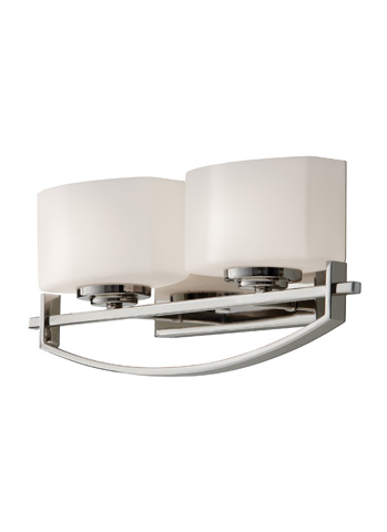 Feiss - Two - Light Vanity Fixture - VS18202-PN