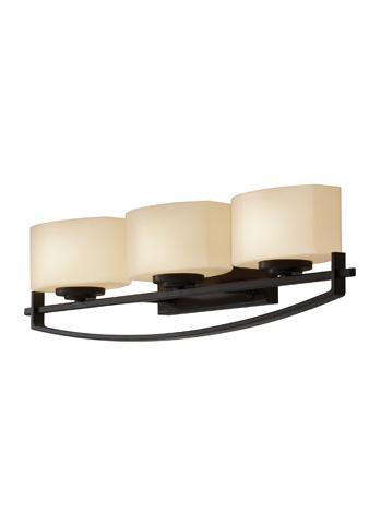Feiss - Three - Light Vanity Fixture - VS18203-ORB