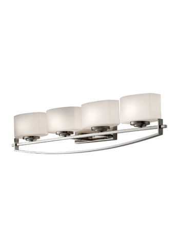 Feiss - Four - Light Vanity Fixture - VS18204-PN