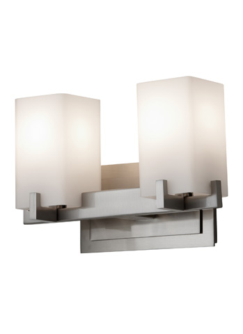 Feiss - Two - Light Vanity Fixture - VS18402-BS