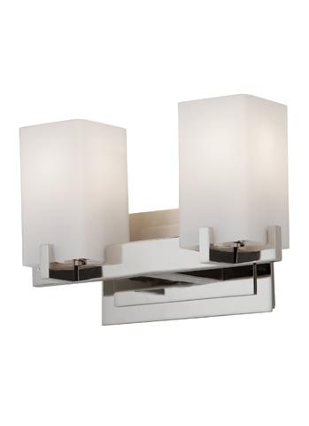 Feiss - Two - Light Vanity Fixture - VS18402-PN
