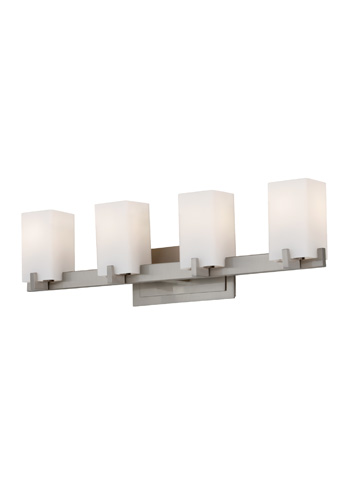 Feiss - Four - Light Vanity Fixture - VS18404-BS
