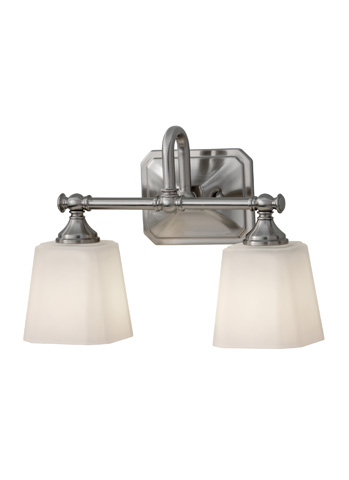 Feiss - Two-Light Vanity Strip - VS19702-BS